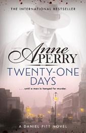 Twenty-One Days (Daniel Pitt Mystery 1)