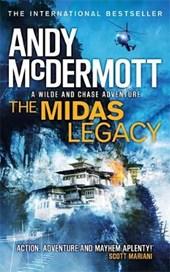 Midas Legacy (Wilde/Chase 12)