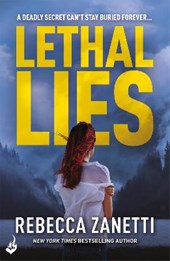 Lethal Lies: Blood Brothers Book | Rebecca Zanetti |