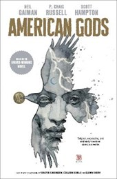 American gods (01): shadows (graphic novel) | Neil Gaimanl |