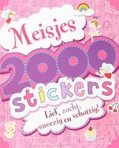 2000 stickers voor meisjes