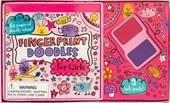 Fingerprint Doodles for Girls