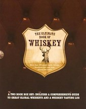 The Ultimate Book of Whiskey Set W/ Tasting Journal