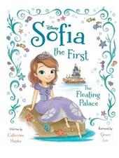 Disney Sofia the First the Floating Palace Deluxe Picture Bo