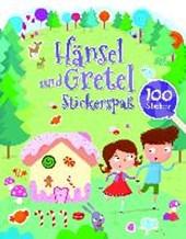 Märchen Stickerspaß - Hänsel und Gretel