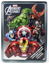 Marvel Avengers Assemble Happy Tin