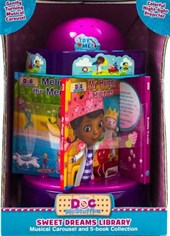 Disney Doc McStuffins Sweet Dreams Library Carousel