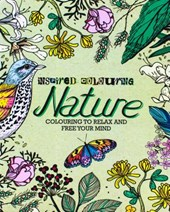Nature Adult Coloring Book |  |