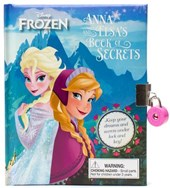 Disney Frozen Anna and Elsa's Book of Secrets