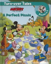 Disney Mickey and Friends a Perfect Picnic / The Kitten Sitters (Turn-Over Tales)