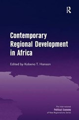 Contemporary Regional Development in Africa |  |