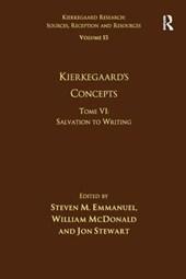 Kierkegaard's Concepts