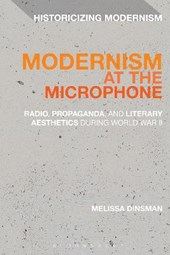 Modernism at the Microphone | Melissa Dinsman |