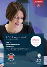 ACCA P5 Advanced Performance Management | Bpp Learning Media |