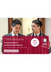 CIMA F2 Advanced Financial Reporting | Bpp Learning Media |