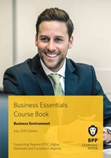 Business Essentials Business Environment | Bpp Learning Media |