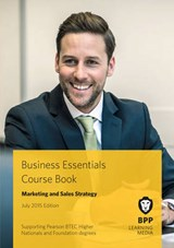 Business Essentials Marketing and Sales Strategy | Bpp Learning Media |
