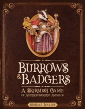Burrows & Badgers | Michael Lovejoy |