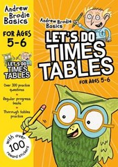 Let's do Times Tables 5-6 | Andrew Brodie |