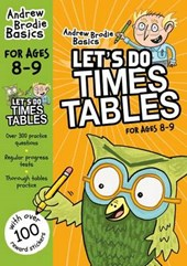 Let's do Times Tables 8-9 | Andrew Brodie |