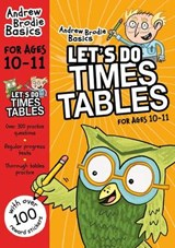 Let's do Times Tables 10-11 | Andrew Brodie |