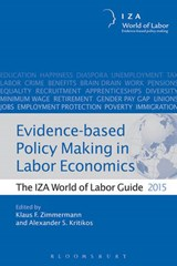 Evidence-Based Policy Making in Labor Economics | auteur onbekend |