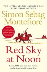 Red Sky at Noon | Simon Sebag Montefiore |