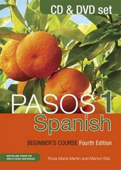 Pasos 1 Spanish Beginner's Course (Fourth Edition) | Martyn Ellis |