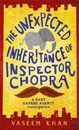 Unexpected Inheritance of Inspector Chopra | Vaseem Khan |