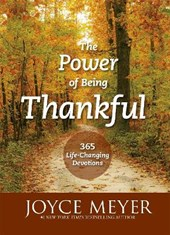 Power of Being Thankful