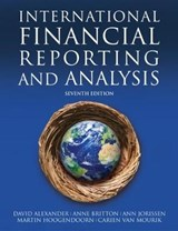 International Financial Reporting and Analysis | David Alexander |