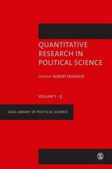 Quantitative Research in Political Science | Robert J Franzese |