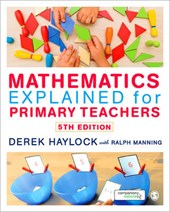 Bundle:Haylock Maths Explained 5/e + Wkbook 2/e