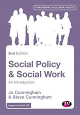 Social Policy and Social Work | Jo Cunningham |