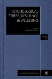 Psychological Stress Vol. 1-3, Psychological Resilience and Wellbeing Vol. 1-3