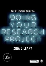 The Essential Guide to Doing Your Research Project | Zina O'leary |