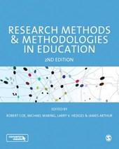 Research Methods & Methodologies in Education