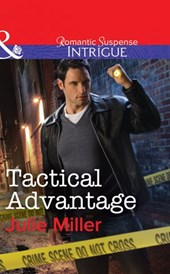 Tactical Advantage (Mills & Boon Intrigue) (The Precinct: Task Force, Book 3)
