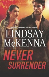 Never Surrender (Shadow Warriors, Book 3)