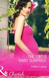 The CEO's Baby Surprise (Mills & Boon Cherish) (The Prestons of Crystal Point, Book 1)