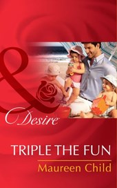 Triple the Fun (Mills & Boon Desire)