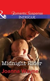 "Midnight Rider (Mills & Boon Intrigue) (Big ""D"" Dads: The Daltons, Book 5) 