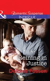 Reining in Justice (Mills & Boon Intrigue) (Sweetwater Ranch, Book 6)