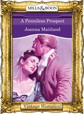 A Penniless Prospect (Mills & Boon Historical)