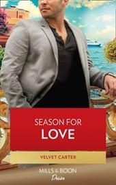 Season for Love (Mills & Boon Kimani) (Kimani Hotties, Book 60)