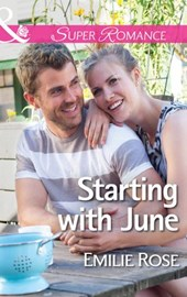 Starting with June (Mills & Boon Superromance)