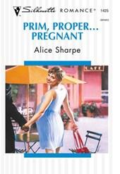 Prim, Proper... Pregnant (Mills & Boon Silhouette)
