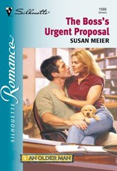 The Boss's Urgent Proposal (Mills & Boon Silhouette) | Susan Meier |