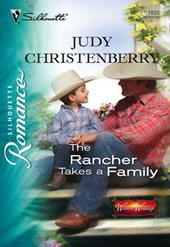 The Rancher Takes A Family (Mills & Boon Silhouette)