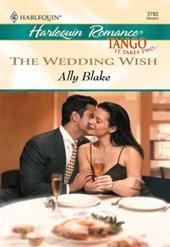 The Wedding Wish (Mills & Boon Cherish)